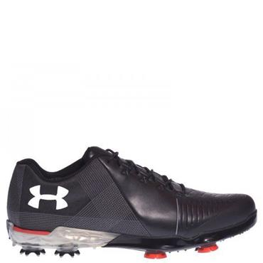 Under Armour Mens Spieth 2 Gortex Golf Shoes - BLACK