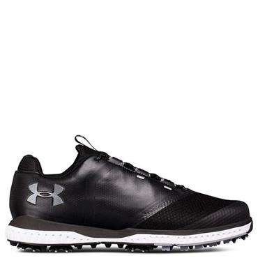 Under Armour Mens Fade RST Golf Shoes - Black