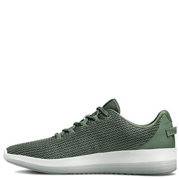 MENS UNDER ARMOUR RIPPLE TRAINER - GREEN/WHITE
