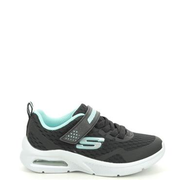 Skechers Kids Microspec Max Runners - BLACK