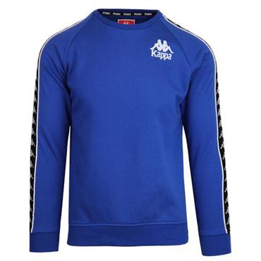 AUTHENTIC SLIM HASSAN SWEATSHIRT - BLUE