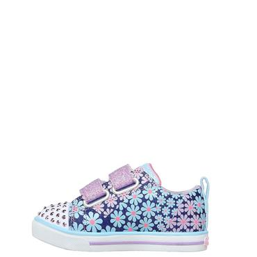 Skechers Infant Sparkle Lite Runners - Pink