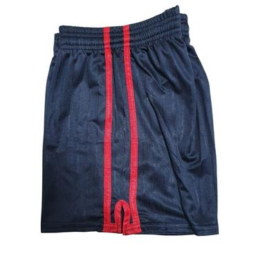 Lee Sports Pairc Shorts - Black/Red