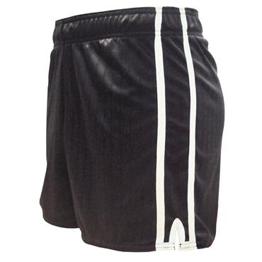 LEE SPORTS PAIRC SHORTS - BLACK/WHITE