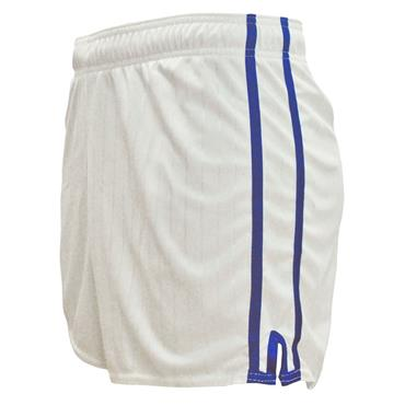 LEE SPORTS PAIRC SHORTS - WHITE/BLUE