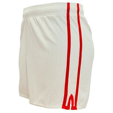 Lee Sports Pairc Shorts - White/Red