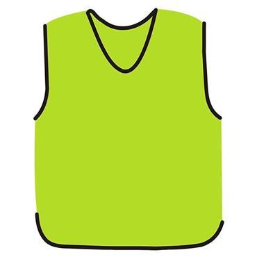 Precision Mesh Training Bib - Yellow