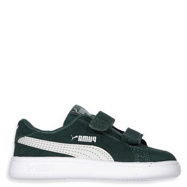 Puma Kids Puma Smash V2 - Green/White