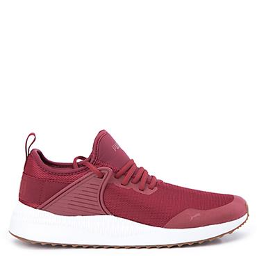 PUMA Mens Pacer Next Cage Runners - Maroon