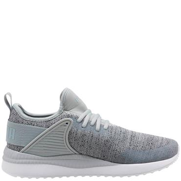 PUMA NEXT CAGE KNIT PREMIUM GREY - GREY