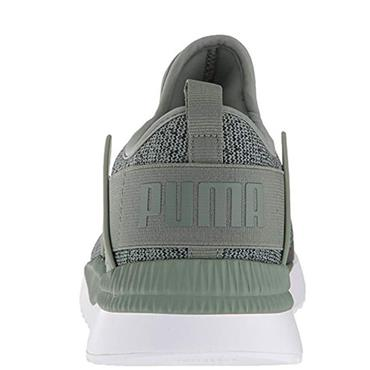 PUMA Mens Next Cage Knit Premium Runners - Green