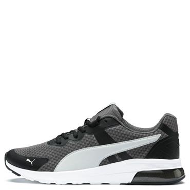 Puma Mens Electron Trainers - Black/Grey