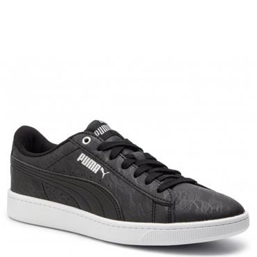 Puma Womens Vikky V2 Trainers - BLACK