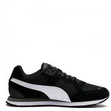 PUMA Mens Vista Runners - Black