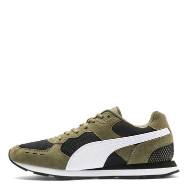 PUMA Mens Vista Runners - Green