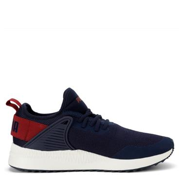 Puma Mens Pacer Next Cage Core Trainers - Navy/White