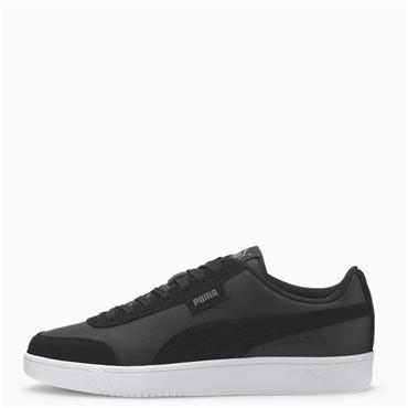 PUMA Mens Softfoam Court Legend Trainer - BLACK