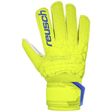 Reucsh Junior RG Open Cuff Glove - Yellow