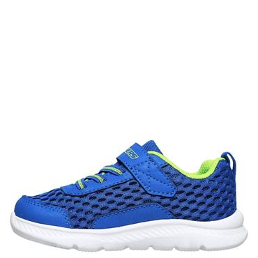 Skechers Boy's Comfy Flex 2.0 Trainers - BLUE