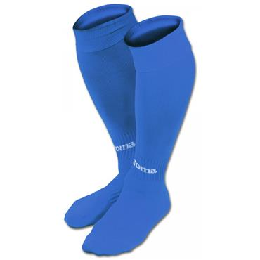 Joma Adults Classic II Football Socks - Blue
