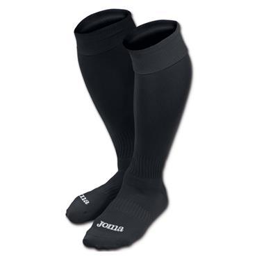 Joma Ballyraine FC Kids Socks - BLACK