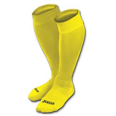 Joma Classic 3 Socks - Yellow