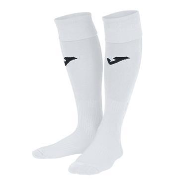 Joma Professional II Socks - White/Black