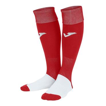 Joma Professional II Socks - Red/White