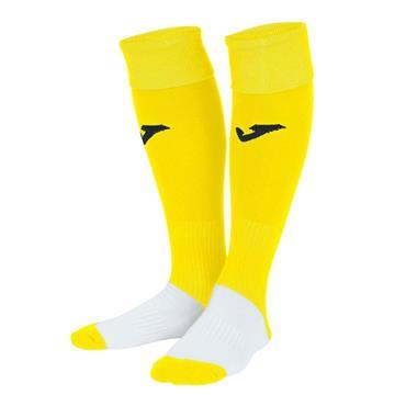 Joma Professional II Socks - Yellow/Black