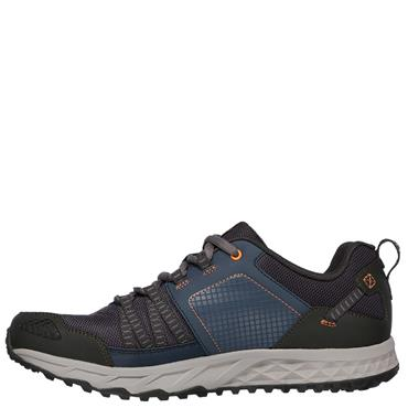 Skechers Mens Escape Plan Trail Trainers - Grey