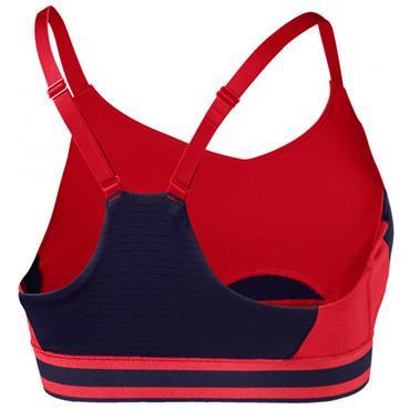 PUMA Womens ACE Ultimate Bra - Red