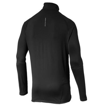MENS IGNITE HALF ZIP TOP - BLUE