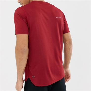 PUMA Mens Run Mono T-Shirt - Red