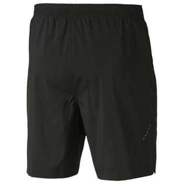 "PUMA Mens Ignite Blaocked 7"" Shorts - BLACK"
