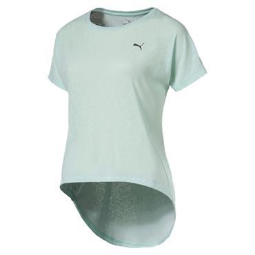 PUMA Womens Bold T-Shirt - Green