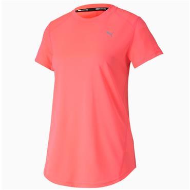 PUMA Womens Running Ignite T-Shirt - Pink