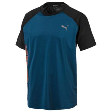 PUMA Mens Collective T-Shirt - Teal