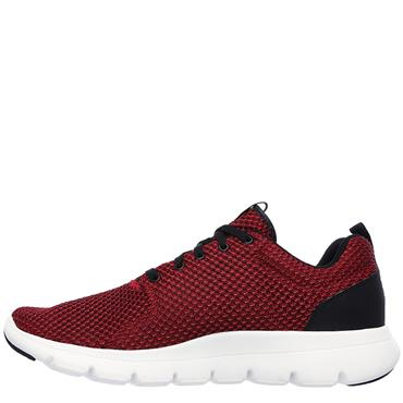 MENS MARAUDER TRAINERS - RED