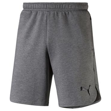MENS EVOSTRIPE MOVE SHORTS - GREY