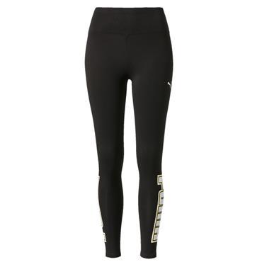 PUMA Womens Rebel Reload Leggings - Black
