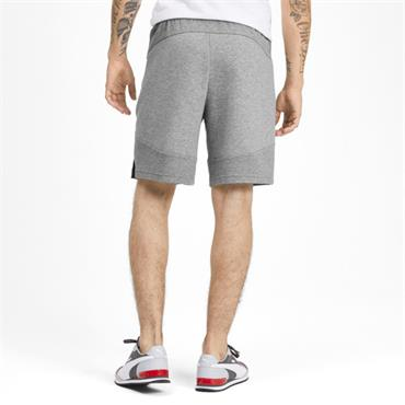 PUMA Mens Evostripe Shorts - Grey