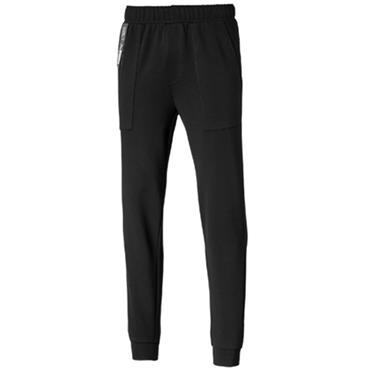 PUMA Mens Nutality Knit Pants - BLACK