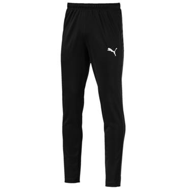 PUMA Mens Training Pants - BLACK