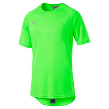 PUMA Mens FTBINXT T-Shirt - Green