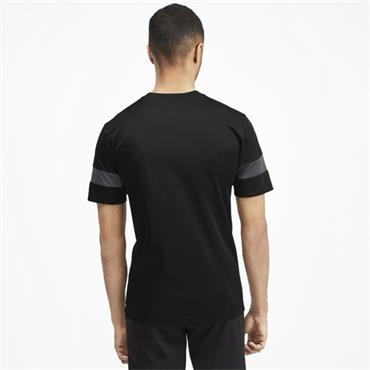 PUMA Mens T-Shirt - BLACK
