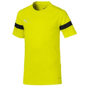 PUMA Boys T-Shirt - Yellow