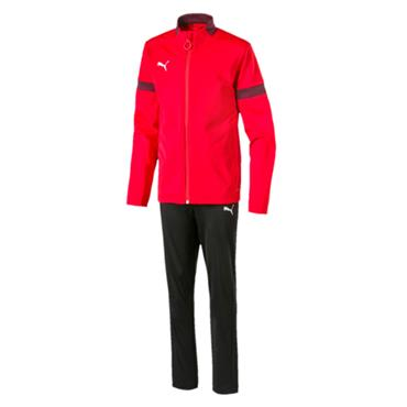 PUMA Boys FTBLPLAY Tracksuit - Red