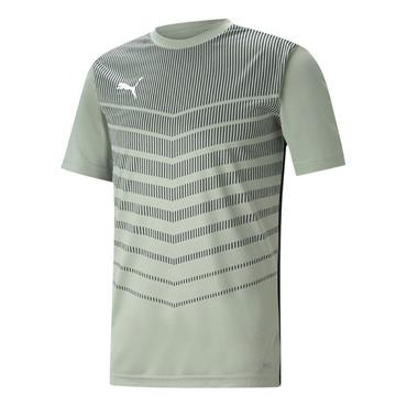 PUMA MENS FTBLPLAY GRAPHIC T-SHIRT - Green