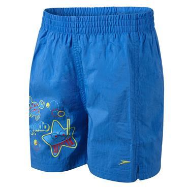 SPEEDO BOYS SEASQAUD WATER SHORTS - BLUE