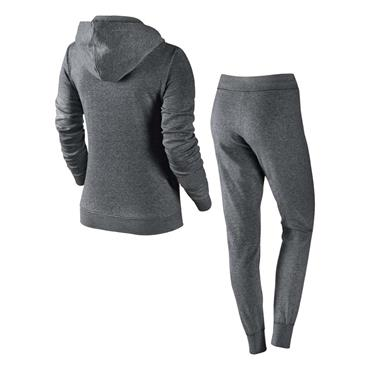 Nike Womens Sportswear Tracksuit - Grey